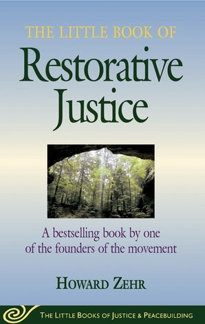 The Little Book of Restorative Justice book image