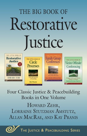 The Big Book of Restorative Justice book image