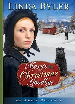 Mary's Christmas Goodbye book image