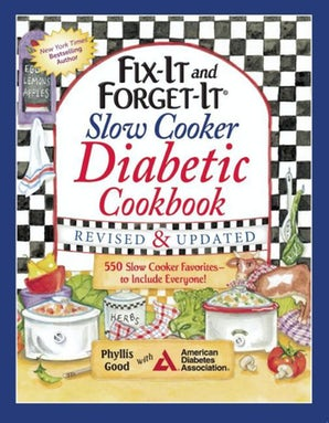 Fix-It and Forget-It Slow Cooker Diabetic Cookbook book image