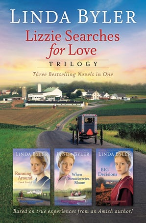Lizzie Searches for Love Trilogy book image