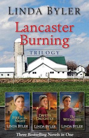 Lancaster Burning Trilogy book image