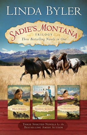Sadie's Montana Trilogy book image