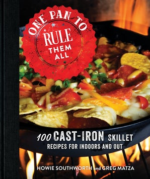 One Pan to Rule Them All book image