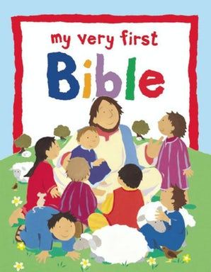 My Very First Bible book image