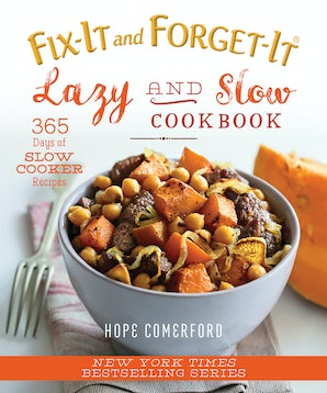 Fix-It and Forget-It Lazy and Slow Cookbook book image