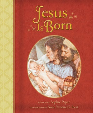 Jesus Is Born book image