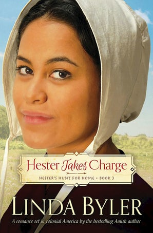 Hester Takes Charge book image