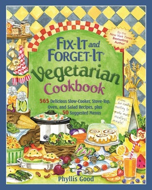 Fix-It and Forget-It Vegetarian Cookbook book image