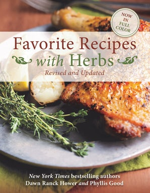 Favorite Recipes with Herbs book image