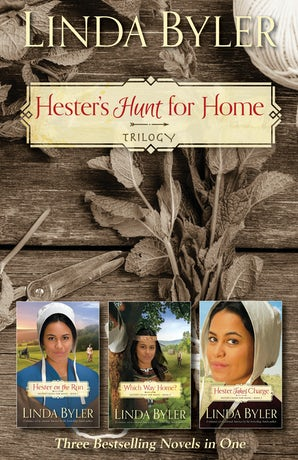 Hester's Hunt for Home Trilogy book image