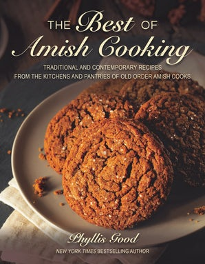The Best of Amish Cooking book image