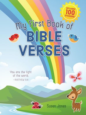 My First Book of Bible Verses book image