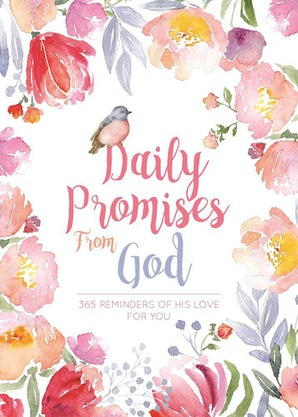 Daily Promises from God book image