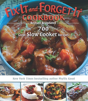 Fix-It and Forget-It Cookbook: Revised & Updated book image