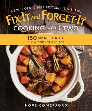 Fix-It and Forget-It Cooking for Two book image