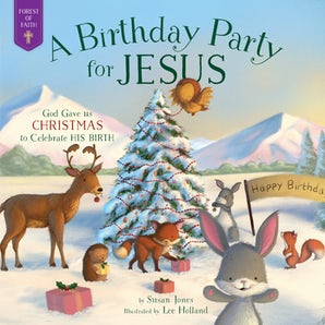A Birthday Party for Jesus book image