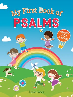 My First Book of Psalms book image