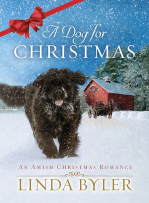 A Dog for Christmas book image