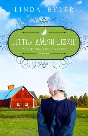 Little Amish Lizzie book image