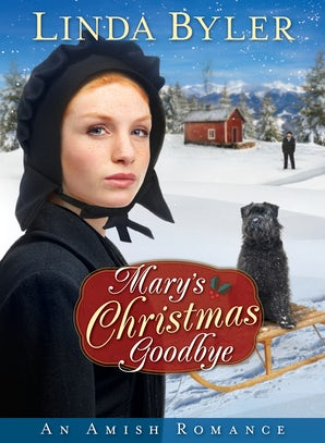 Mary's Christmas Goodbye book image