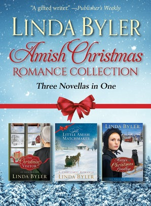 Amish Christmas Romance Collection book image