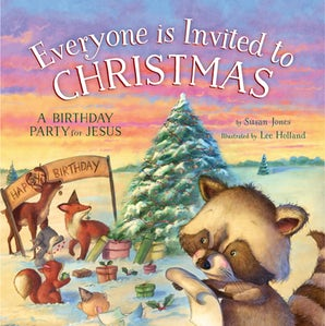Everyone Is Invited to Christmas book image