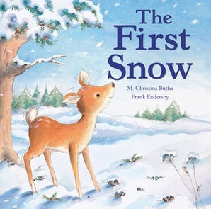 The First Snow book image