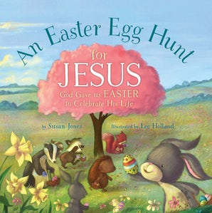 An Easter Egg Hunt for Jesus book image