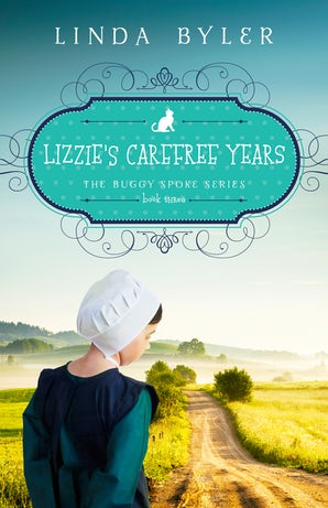 Lizzie's Carefree Years book image