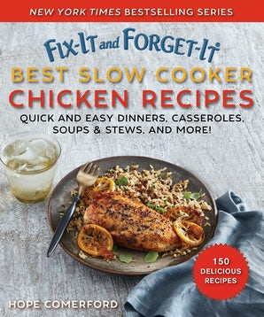 Fix-It and Forget-It Best Slow Cooker Chicken Recipes book image