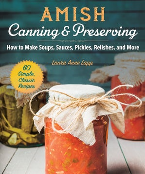 Amish Canning & Preserving book image