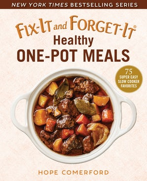 Fix-It and Forget-It Healthy One-Pot Meals book image
