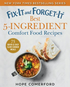 Fix-It and Forget-It Best 5-Ingredient Comfort Food Recipes book image