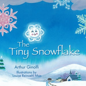 The Tiny Snowflake book image