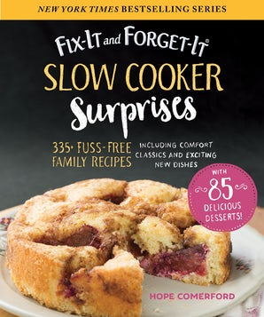 Fix-It and Forget-It Slow Cooker Surprises book image