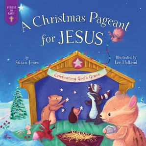 A Christmas Pageant for Jesus book image