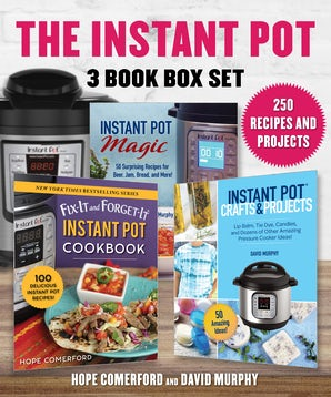 The Instant Pot 3 Book Box Set book image