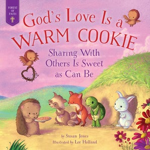 God's Love Is a Warm Cookie book image