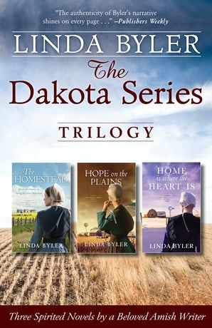 The Dakota Series Trilogy book image