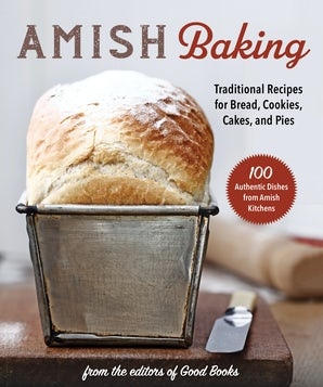 Amish Baking book image