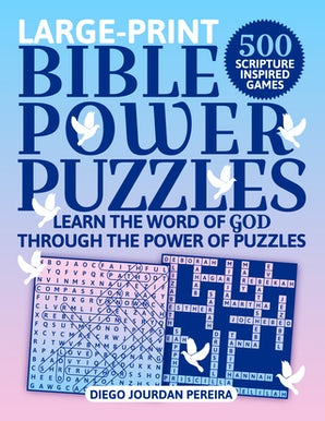 Bible Power Puzzles book image