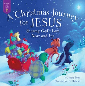 A Christmas Journey for Jesus book image