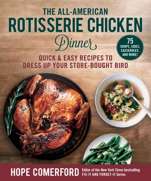 The All-American Rotisserie Chicken Dinner book image