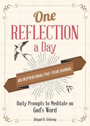 One Reflection a Day: An Inspirational Five-Year Journal book image