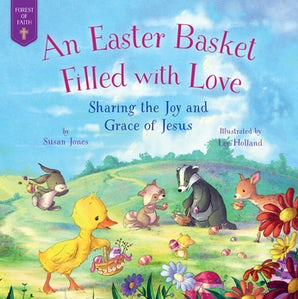 An Easter Basket Filled with Love book image