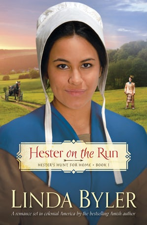 Hester on the Run book image