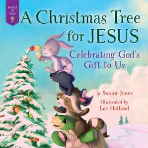 A Christmas Tree for Jesus book image