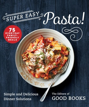 Super Easy Pasta! book image