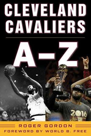 Cleveland Cavaliers A-Z book image